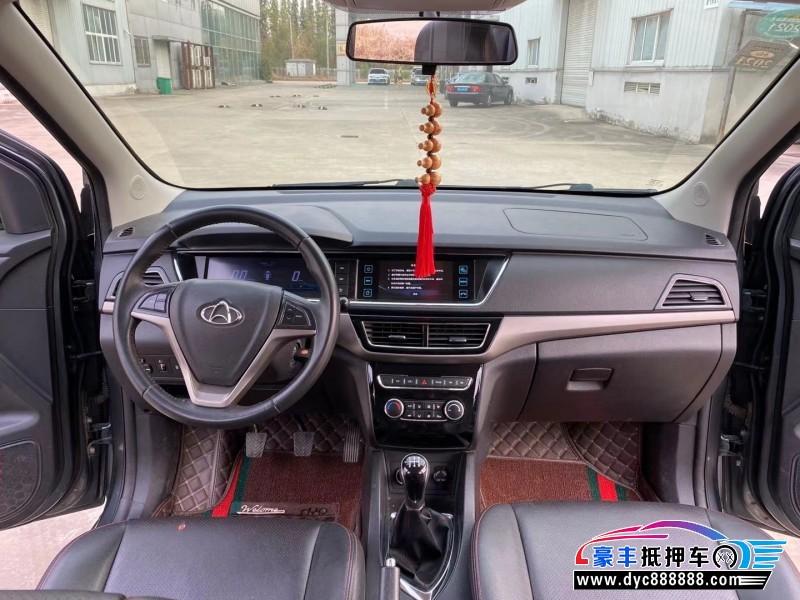 抵押车出售17年长安欧尚欧尚SUV