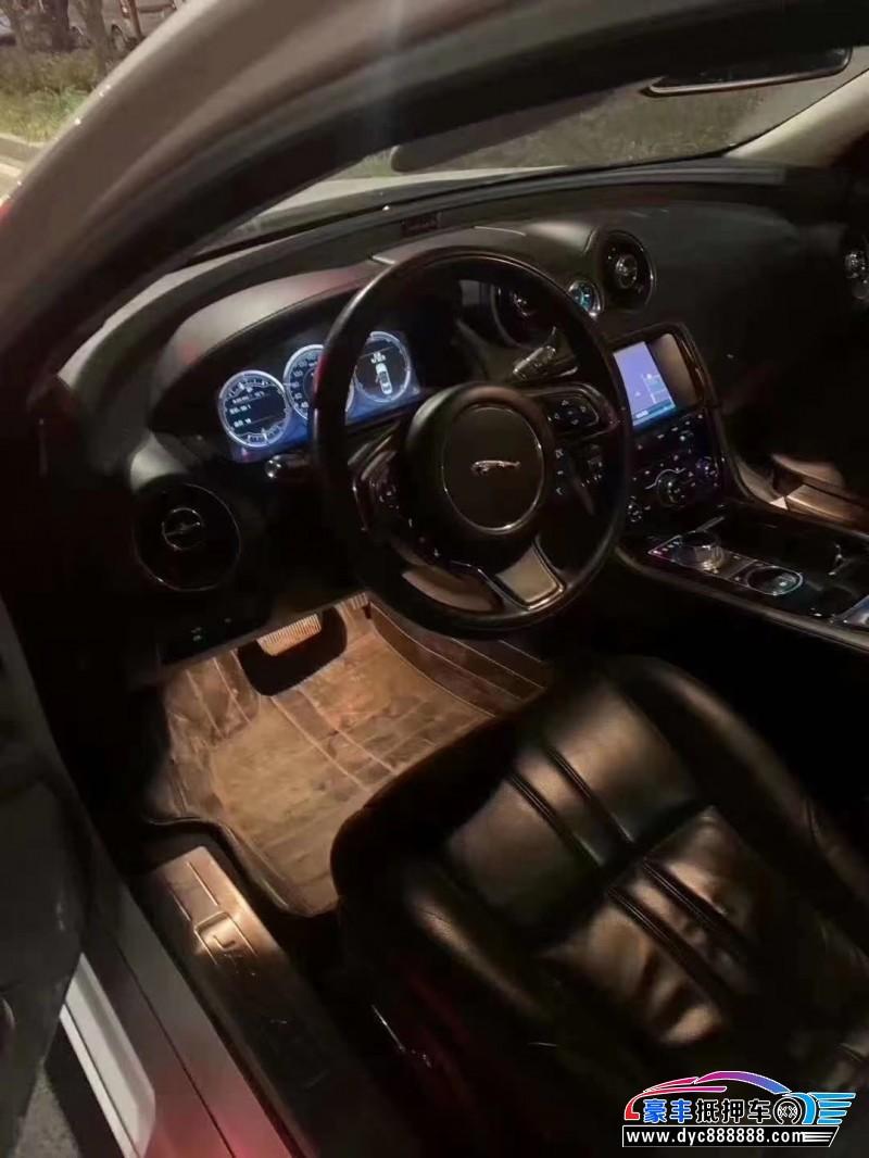 15年捷豹XJL轿车抵押车出售