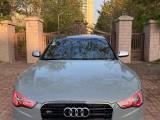 抵押车出售17年奥迪S5轿车