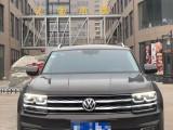 抵押车出售17年大众途昂SUV