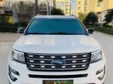 抵押车出售17年福特探险者SUV