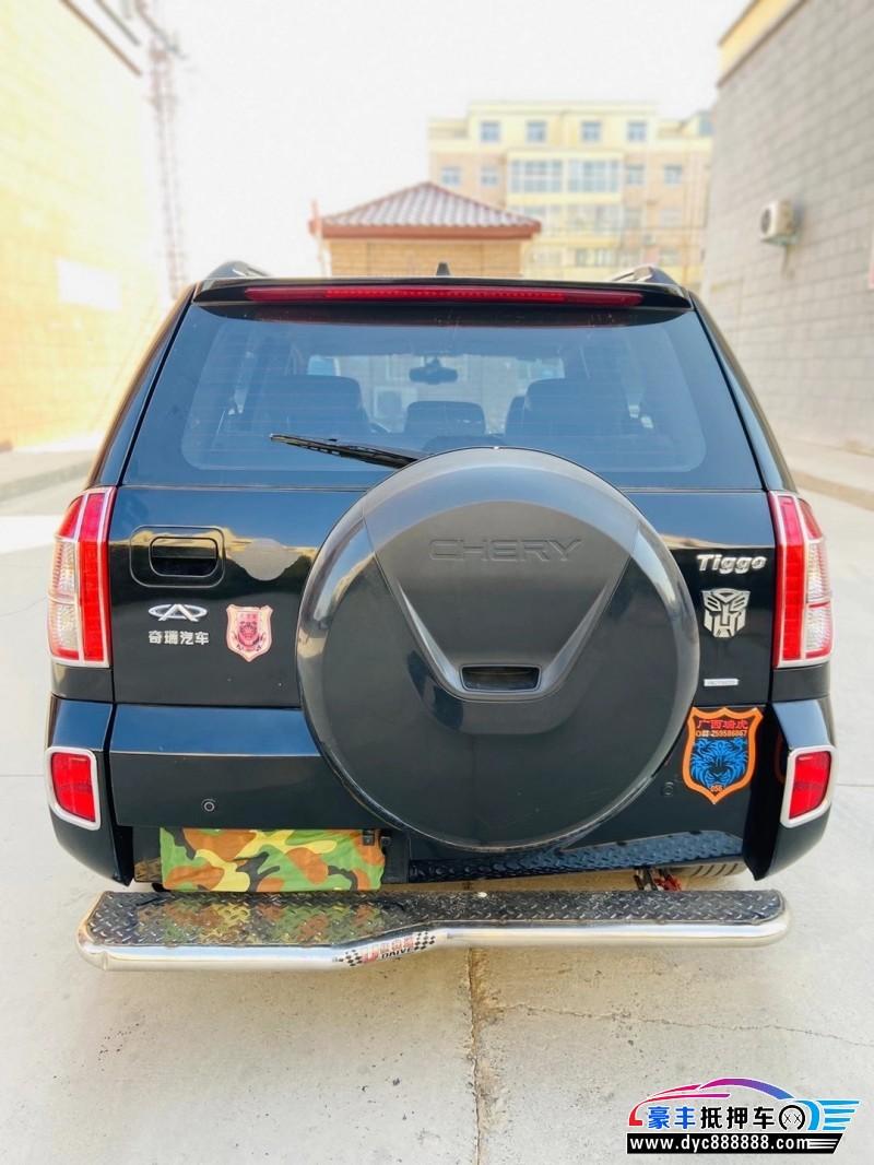 抵押车出售13年奇瑞瑞虎SUV