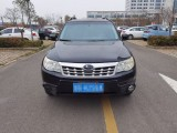 抵押车出售12年斯巴鲁森林人SUV