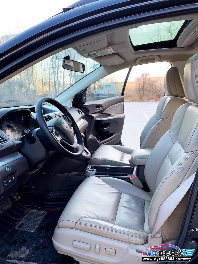 抵押车出售13年本田CR-VMPV