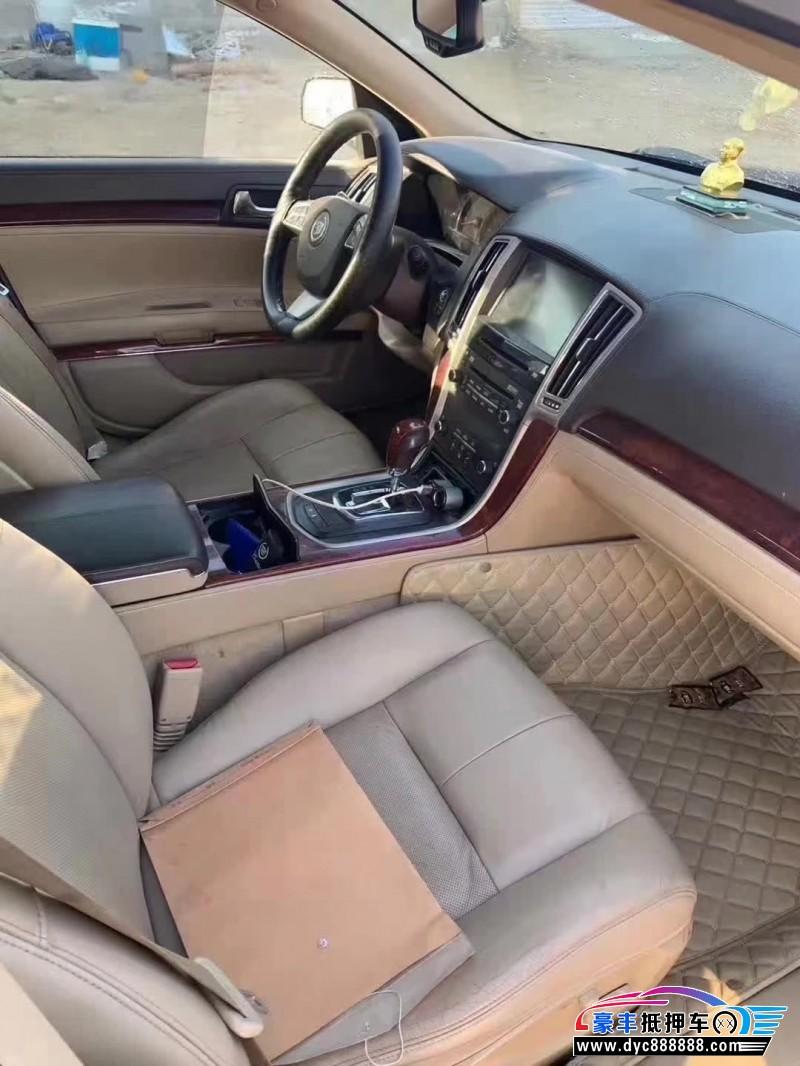 12年凯迪拉克赛威轿车抵押车出售
