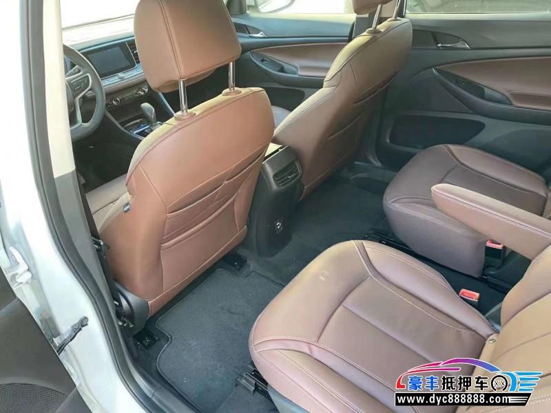 20年别克别克GL6MPV抵押车出售