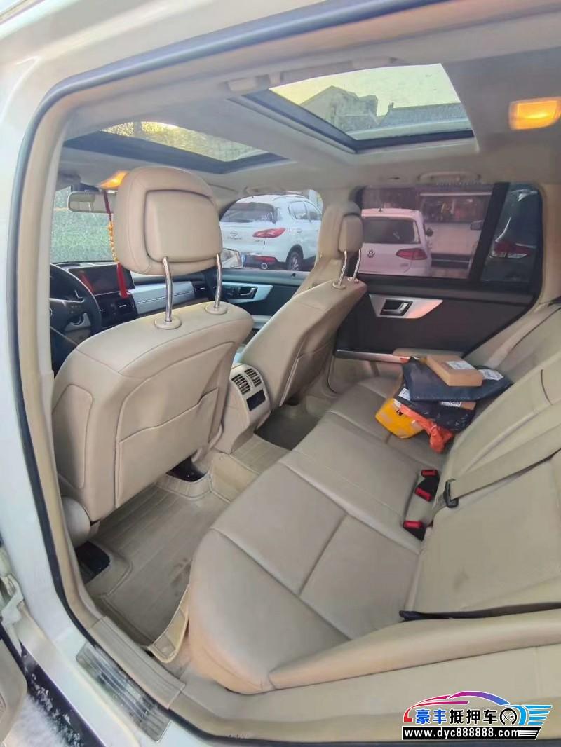 抵押车出售11年奔驰GLKSUV