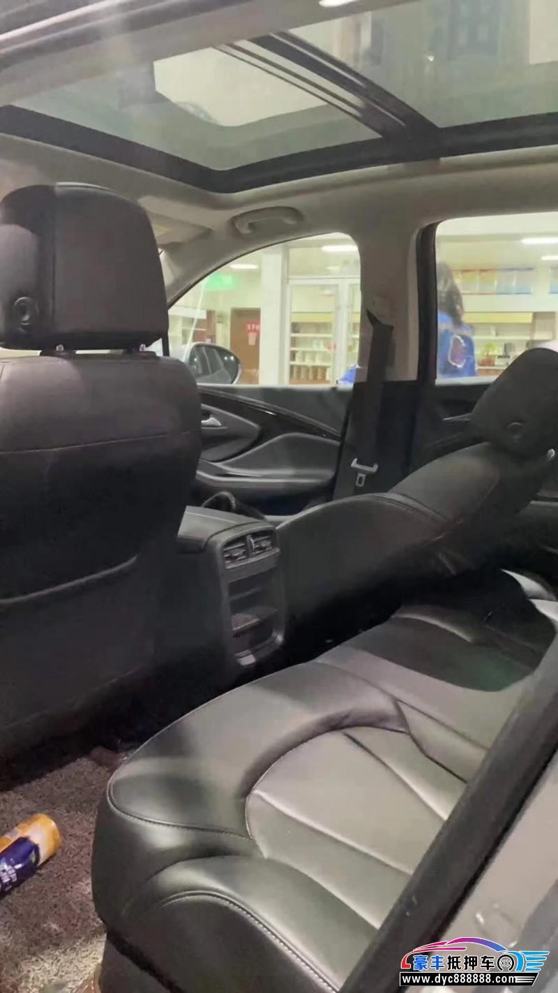抵押车出售19年别克昂科威SUV