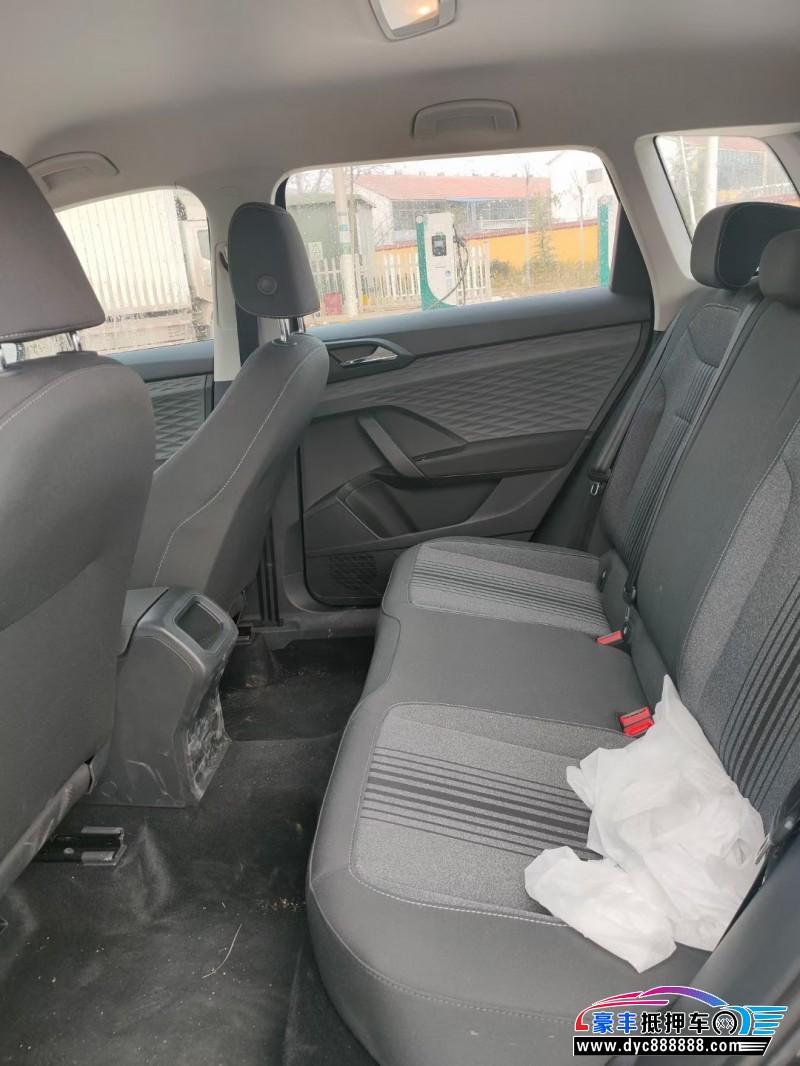 抵押车出售20年大众途岳SUV