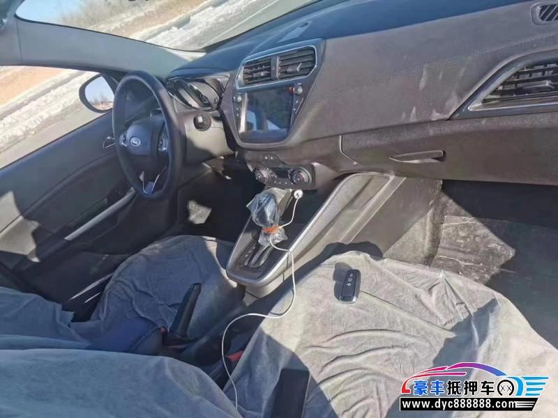 21年福特福睿斯轿车抵押车出售