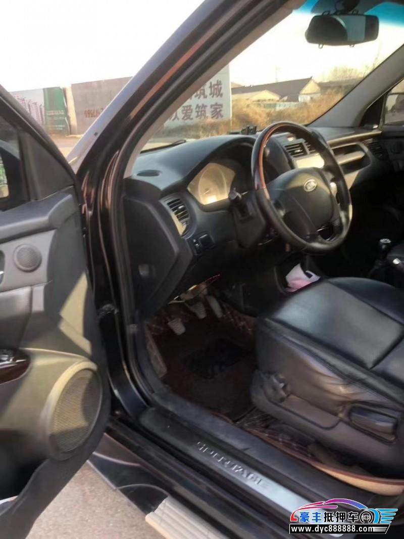 抵押车出售10年起亚狮跑SUV