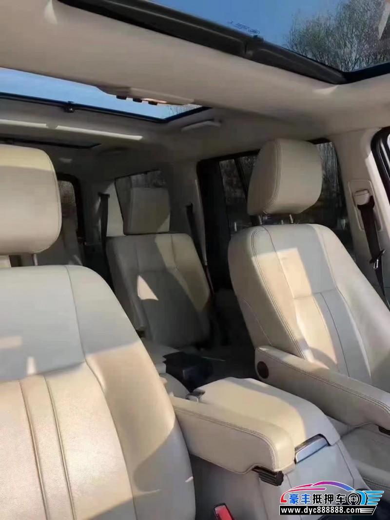 抵押车出售16年路虎发现4SUV