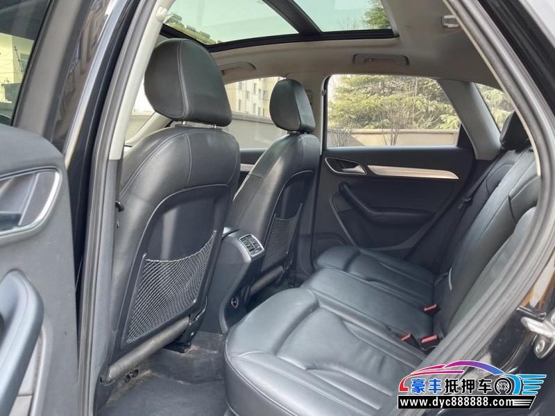 抵押车出售15年奥迪Q3SUV
