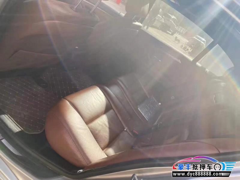 15年宝马5系轿车抵押车出售
