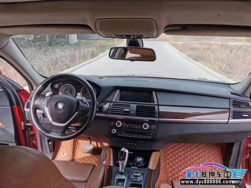 10年宝马X6SUV抵押车出售