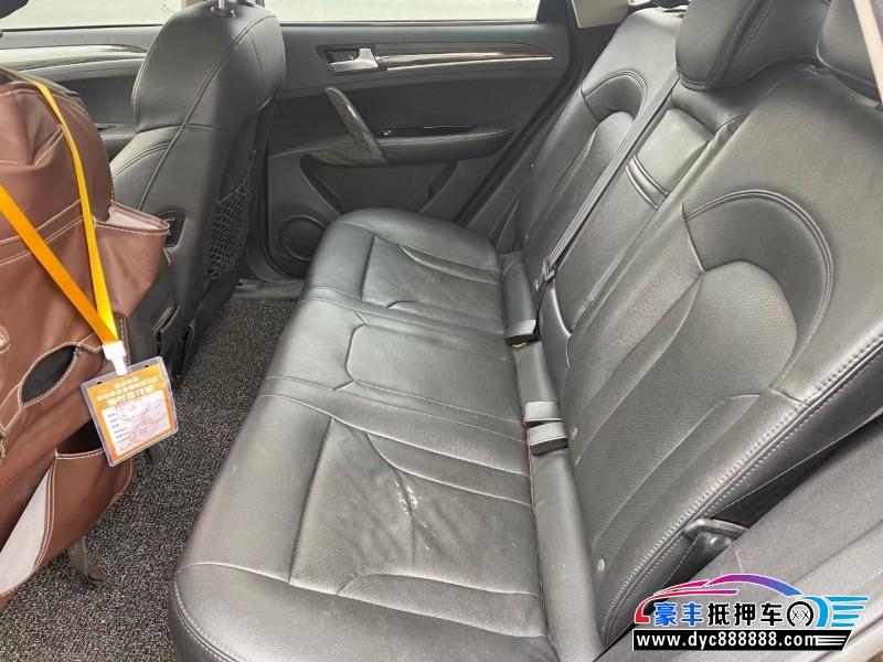 抵押车出售16年众泰T600SUV