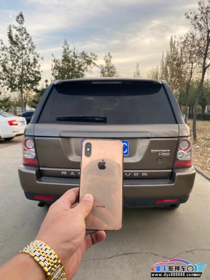 11年路虎揽胜运动SUV抵押车出售