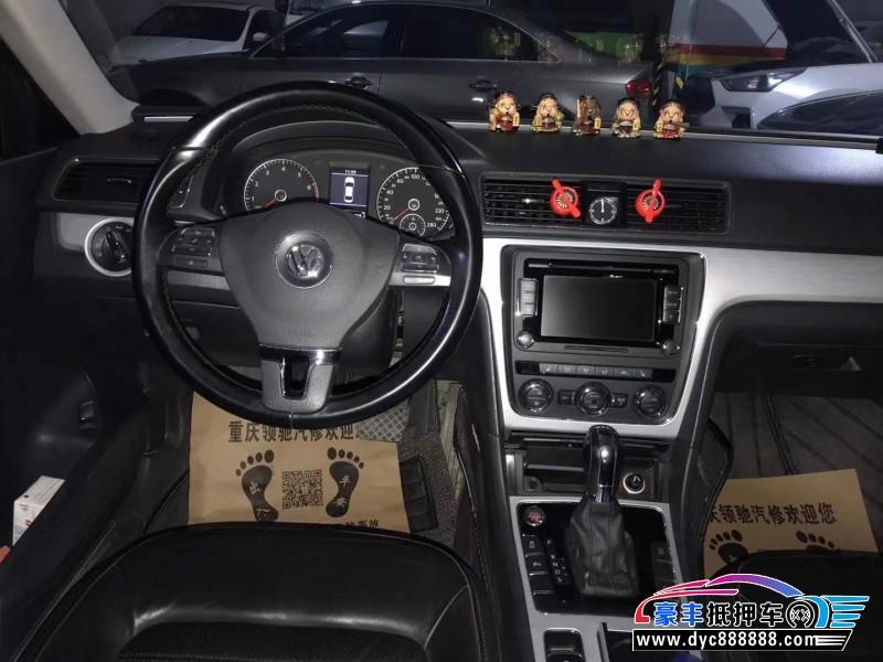 抵押车出售15年大众帕萨特轿车