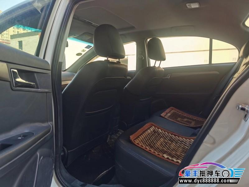 14年荣威350SUV抵押车出售
