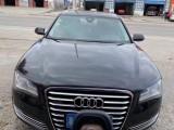 抵押车出售12年奥迪A8L轿车