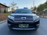 抵押车出售13年丰田汉兰达SUV