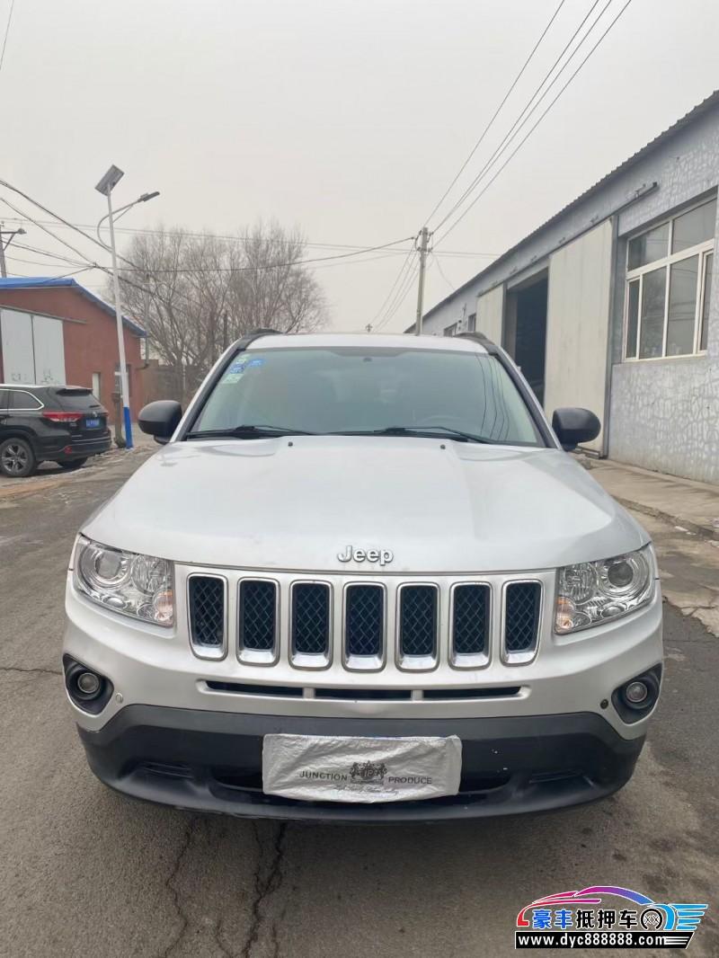 抵押车出售11年Jeep指南者SUV