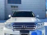 抵押车出售12年丰田兰德酷路泽SUV