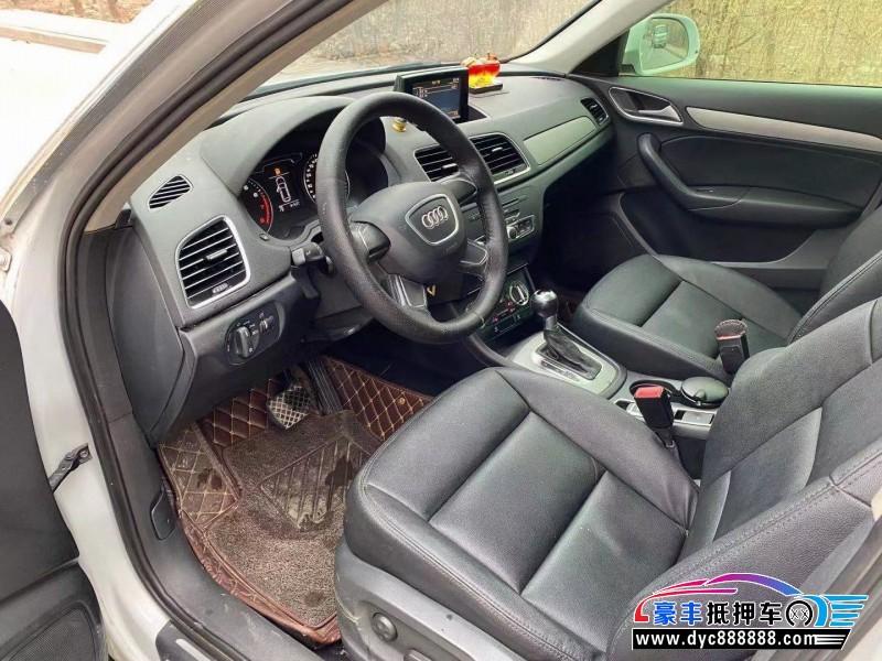 抵押车出售14年奥迪Q3轿车