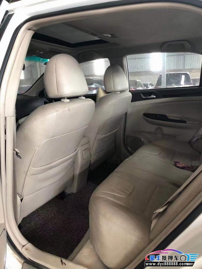 12年比亚迪S6轿车抵押车出售