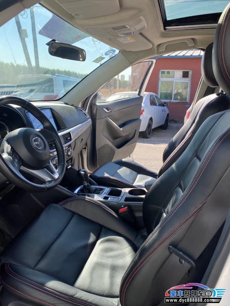 16年马自达CX-5SUV抵押车出售