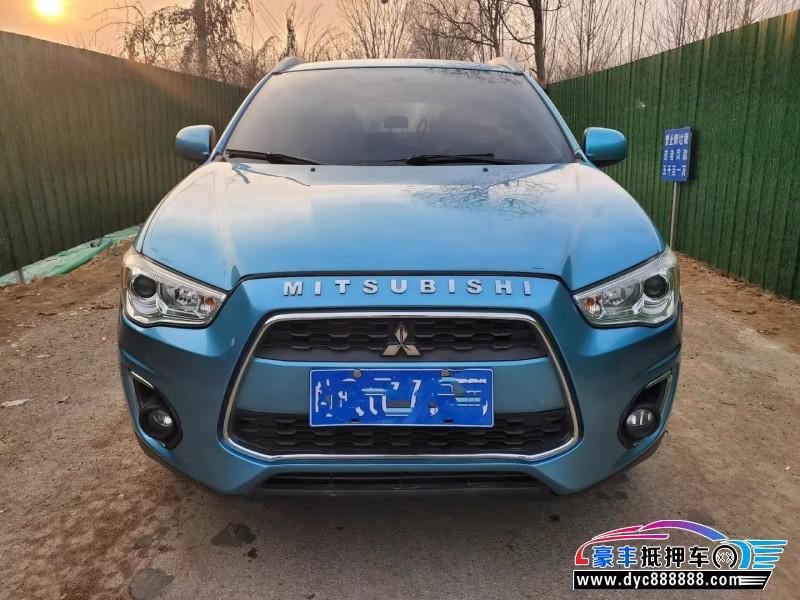 14年三菱劲炫轿车抵押车出售