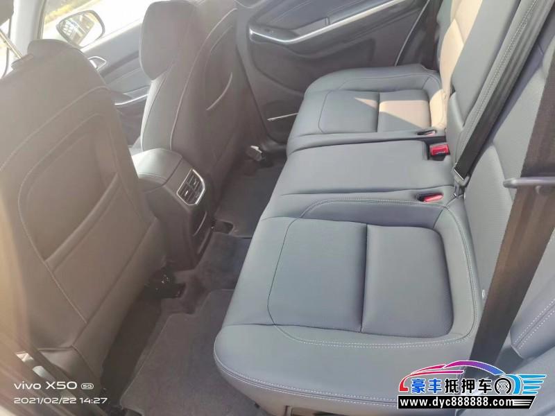 抵押车出售21年奇瑞瑞虎SUV