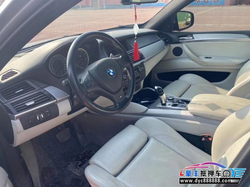 13年宝马X6 MSUV抵押车出售