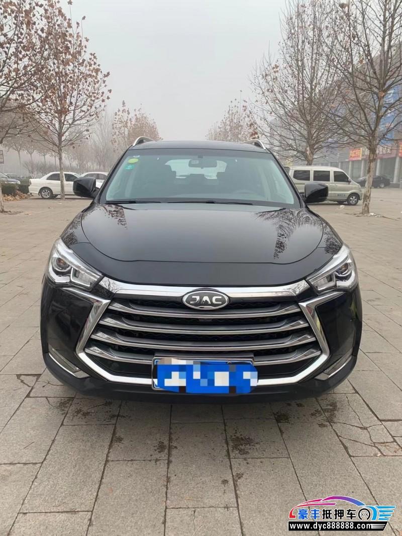 19年江淮瑞风S7SUV抵押车出售