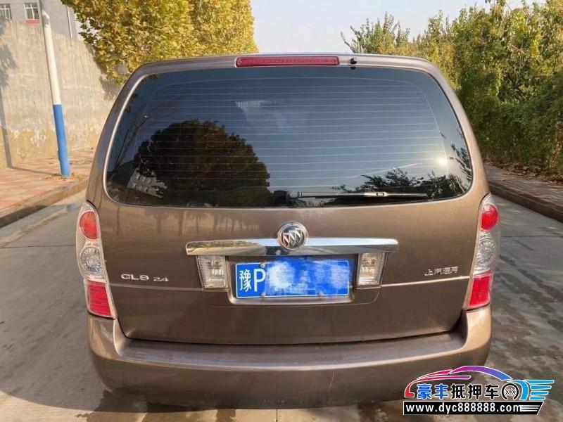 抵押车出售16年别克GL8MPV