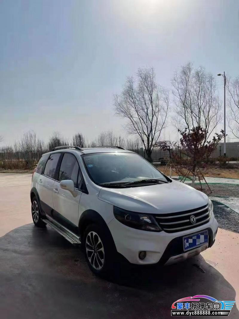 抵押车出售14年东风风行景逸X5SUV