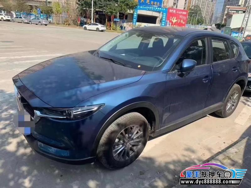 抵押车出售21年马自达CX-5轿车