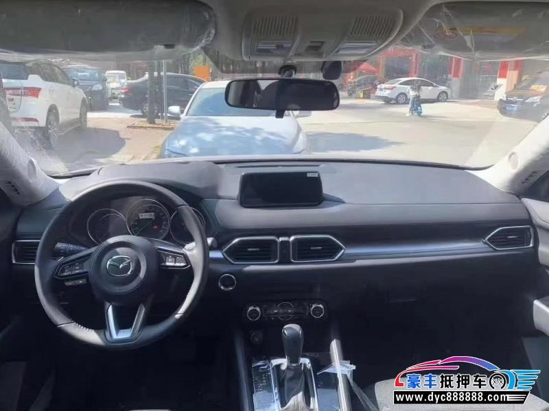 21年马自达CX-5轿车抵押车出售