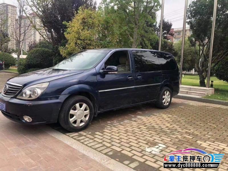 07年别克GL8SUV抵押车出售