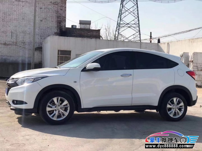16年本田缤智SUV抵押车出售