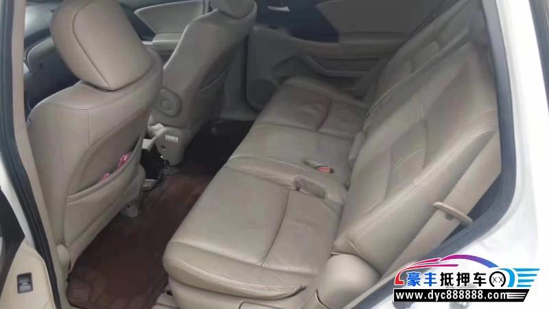 抵押车出售13年本田奥德赛MPV