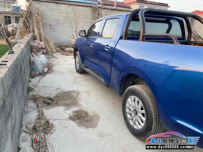 20年长城长城炮SUV抵押车出售
