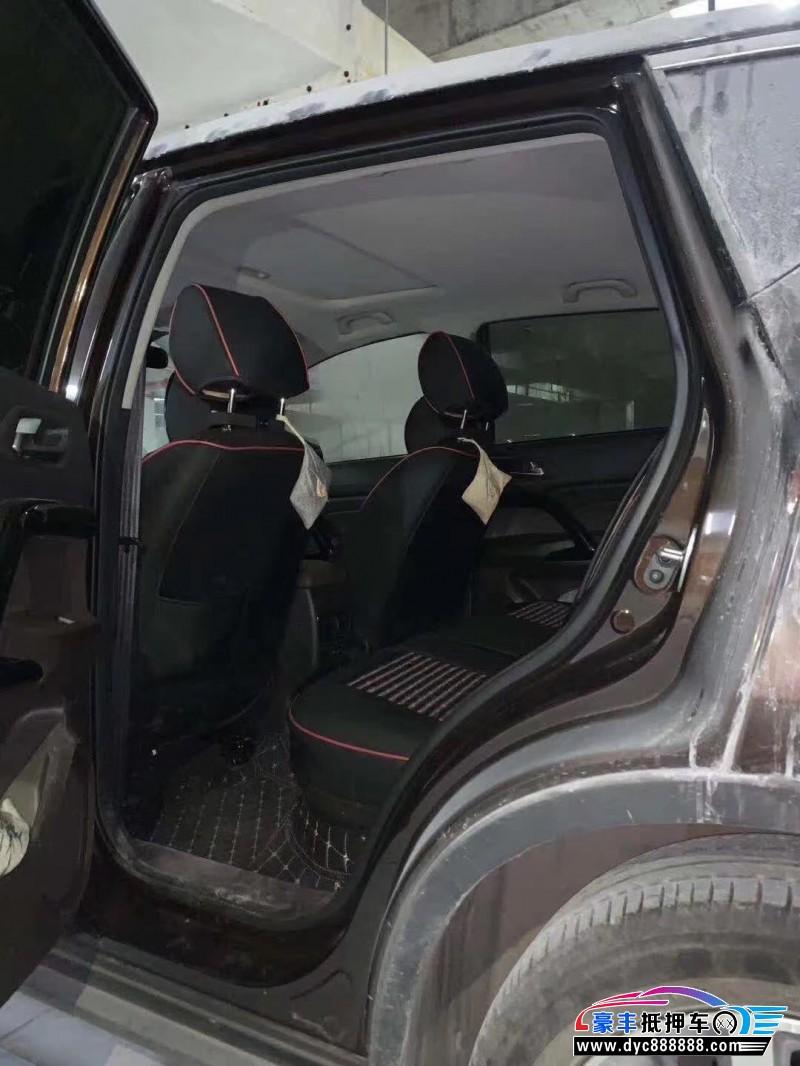 18年传祺GS4SUV抵押车出售