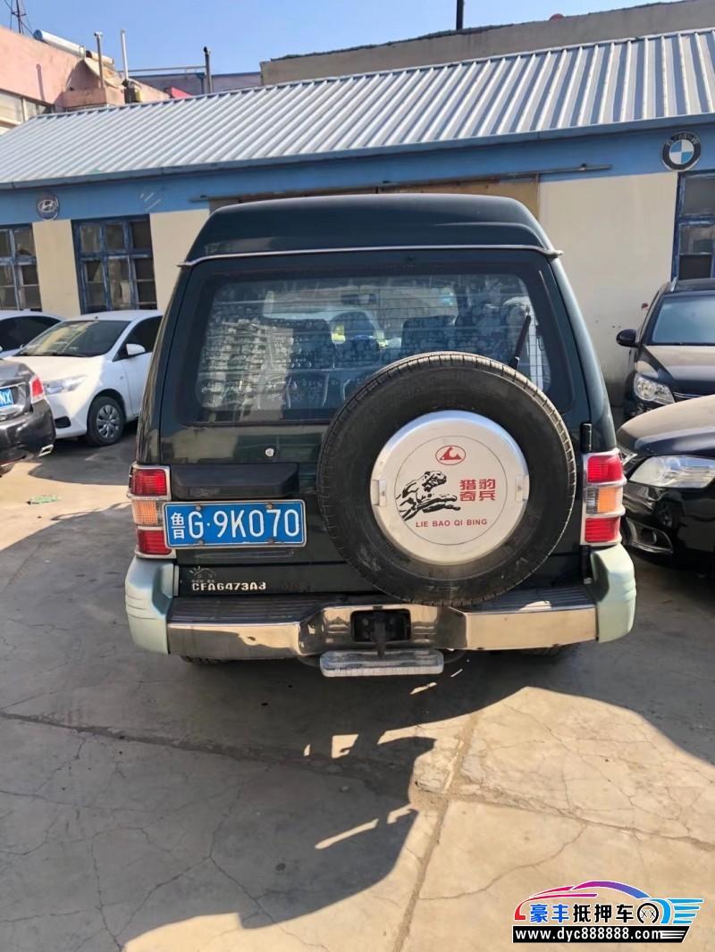 抵押车出售11年猎豹汽车黑金刚SUV