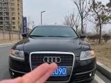 抵押车出售08年奥迪A6L轿车