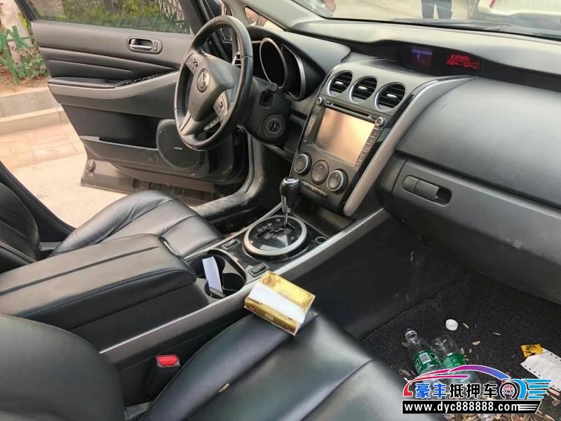 抵押车出售14年马自达CX-7轿车