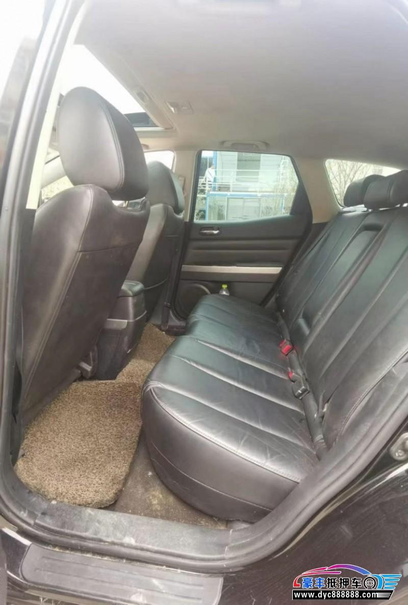 11年马自达CX-7轿车抵押车出售