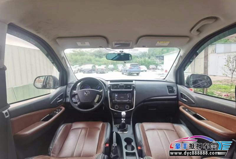 抵押车出售17年东风风行风行F600MPV