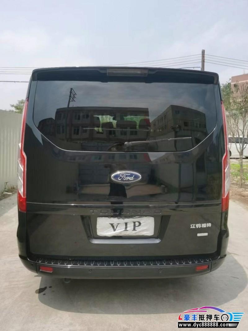 19年福特途睿欧MPV抵押车出售