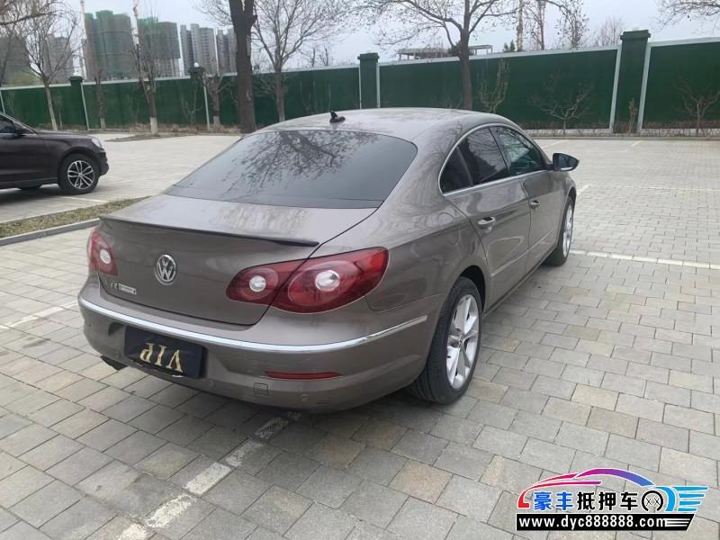 12年大众CC轿车抵押车出售